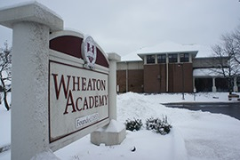 Wheaton Academy, a college preparatory, inter-denominational Christian high school, cuts operational costs and save money by switching from paper towels to World Dryer hand dryers,