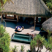 The Brando, a unique luxury resort on French Polynesia's pristine private island of Tetiaroa t